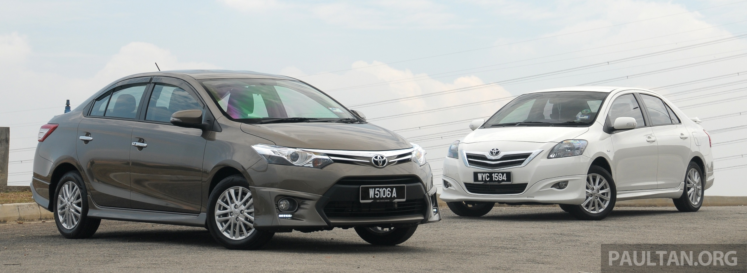 New Toyota Vios 2014