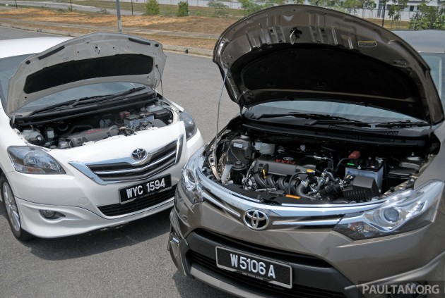 2013 Toyota Vios Infohub Paul Tan S Automotive News