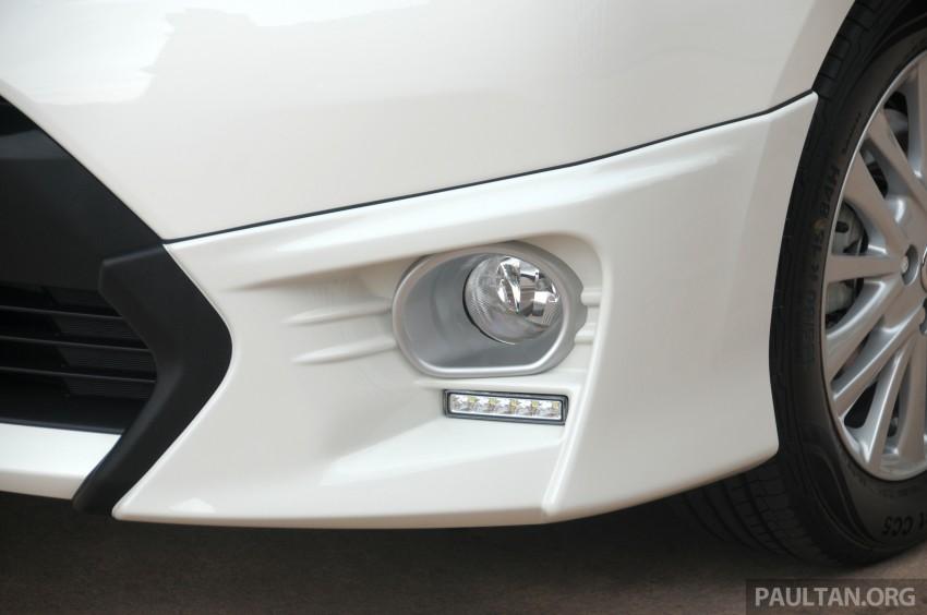DRIVEN: 2013 Toyota Vios 1.5 G sampled in Putrajaya Image #202507
