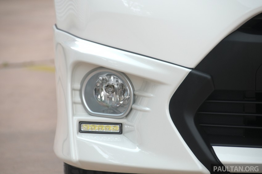 DRIVEN: 2013 Toyota Vios 1.5 G sampled in Putrajaya Image #202516