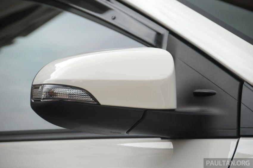 DRIVEN: 2013 Toyota Vios 1.5 G sampled in Putrajaya Image #202519