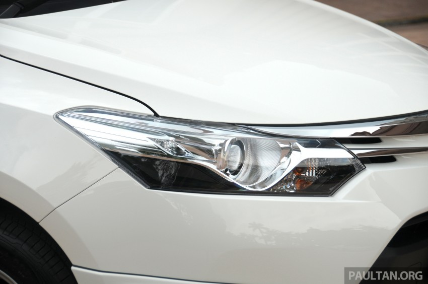 DRIVEN: 2013 Toyota Vios 1.5 G sampled in Putrajaya Image #202520