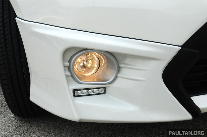 DRIVEN: 2013 Toyota Vios 1.5 G sampled in Putrajaya Image #202532