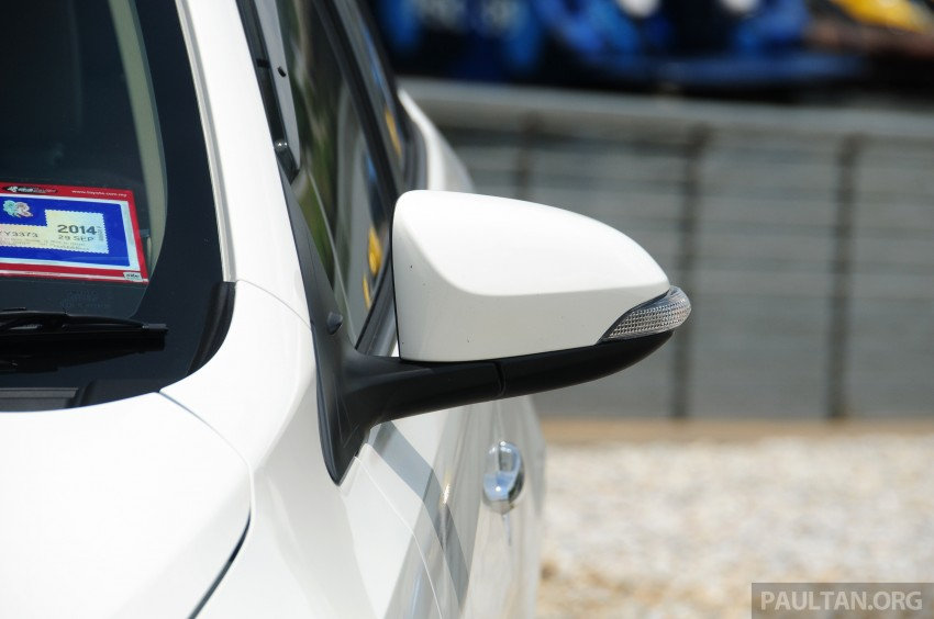 DRIVEN: 2013 Toyota Vios 1.5 G sampled in Putrajaya Image #202551