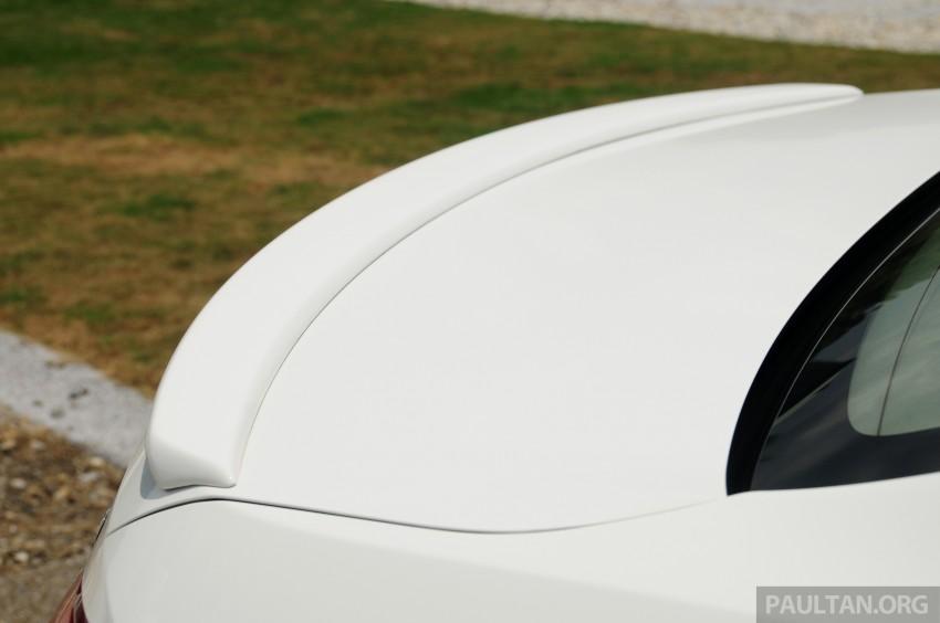 DRIVEN: 2013 Toyota Vios 1.5 G sampled in Putrajaya Image #202554