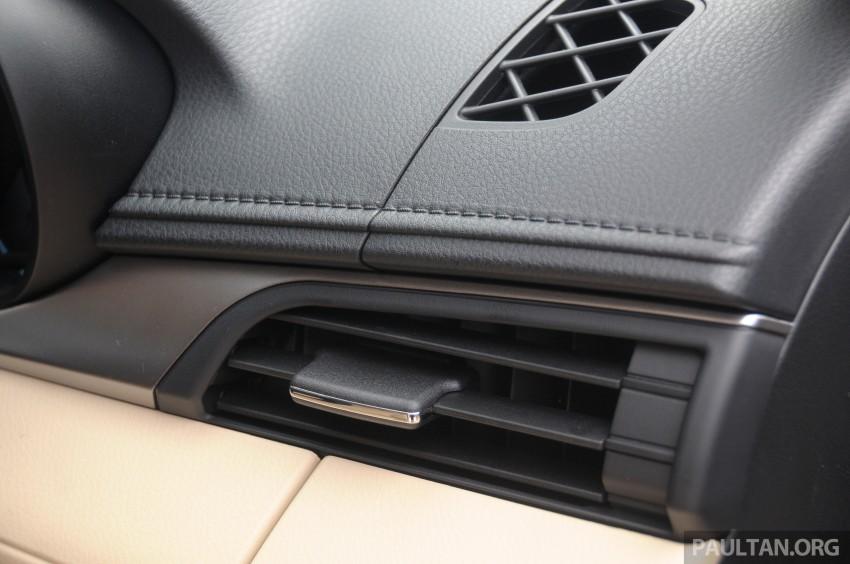 DRIVEN: 2013 Toyota Vios 1.5 G sampled in Putrajaya Image #202573