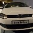 2014 Volkswagen Polo Sedan CKD 18