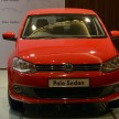 2014 Volkswagen Polo Sedan CKD 3