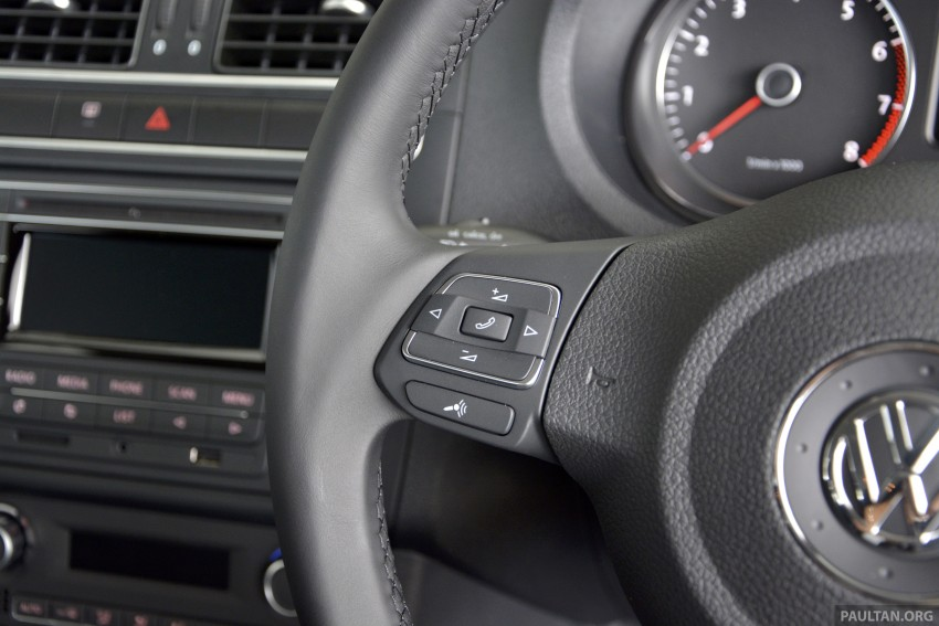 2014 Volkswagen Polo Sedan CKD launched – RM86k Image #207460