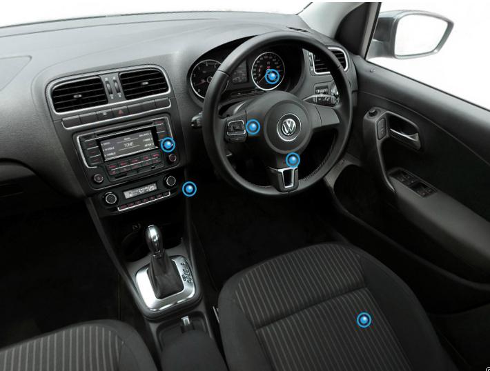 2014 Volkswagen Polo Sedan detailed, est. RM86,888 Image #205482