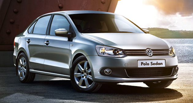 2014_Volkswagen_Polo_Sedan_16