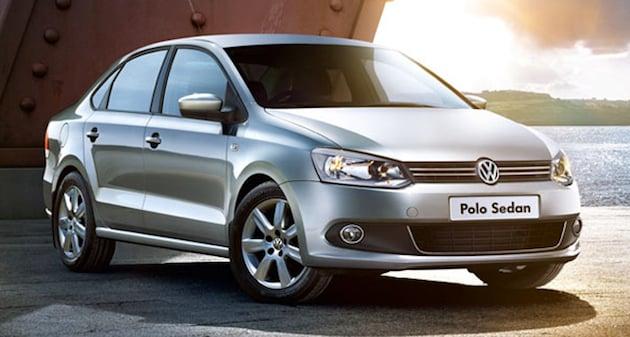 2014_Volkswagen_Polo_Sedan_16