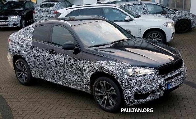 2015_BMW_X6_spyshots_02