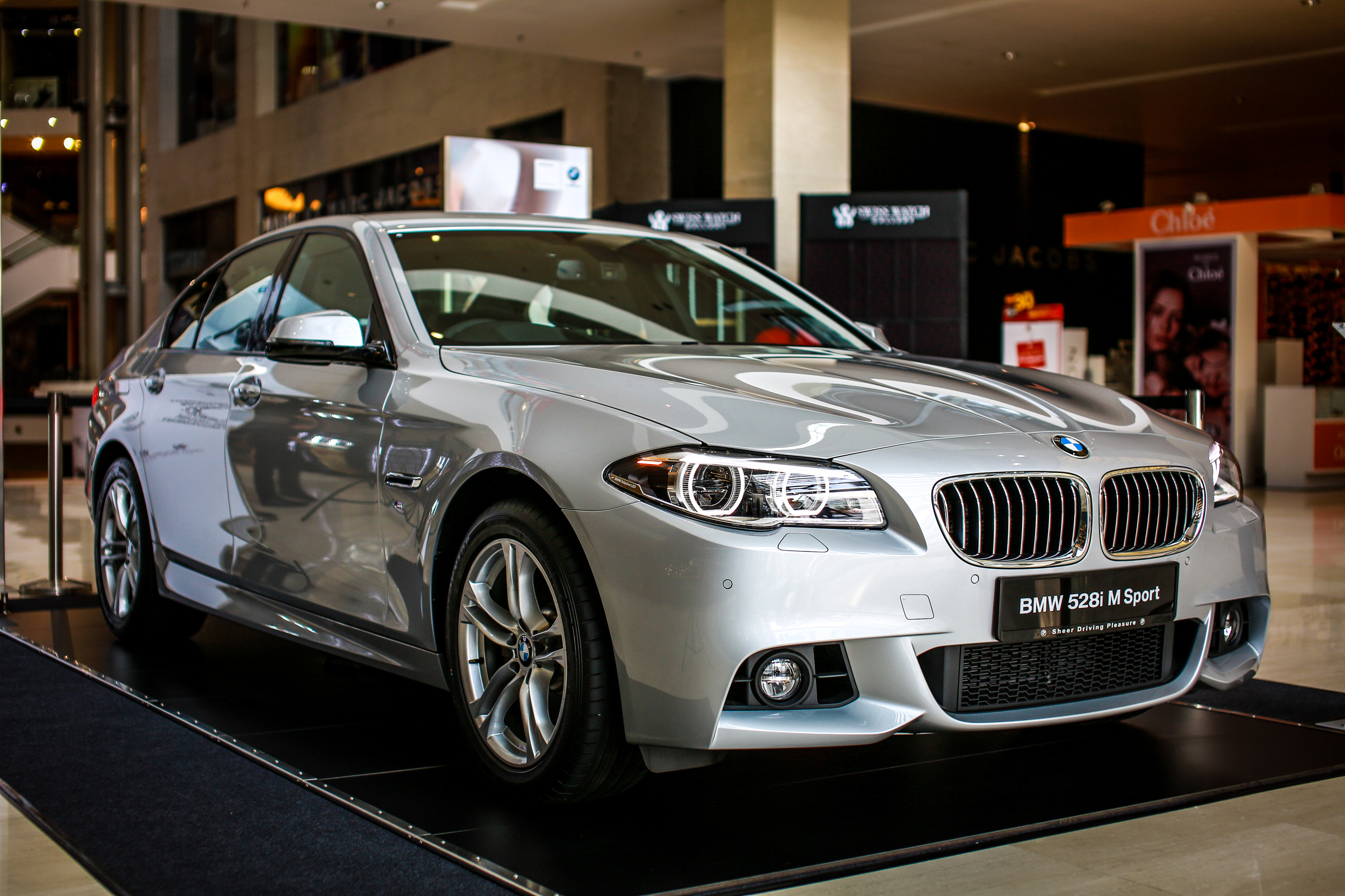 BMW 5 Series (F10) facelift introduced in Malaysia – 520i ...