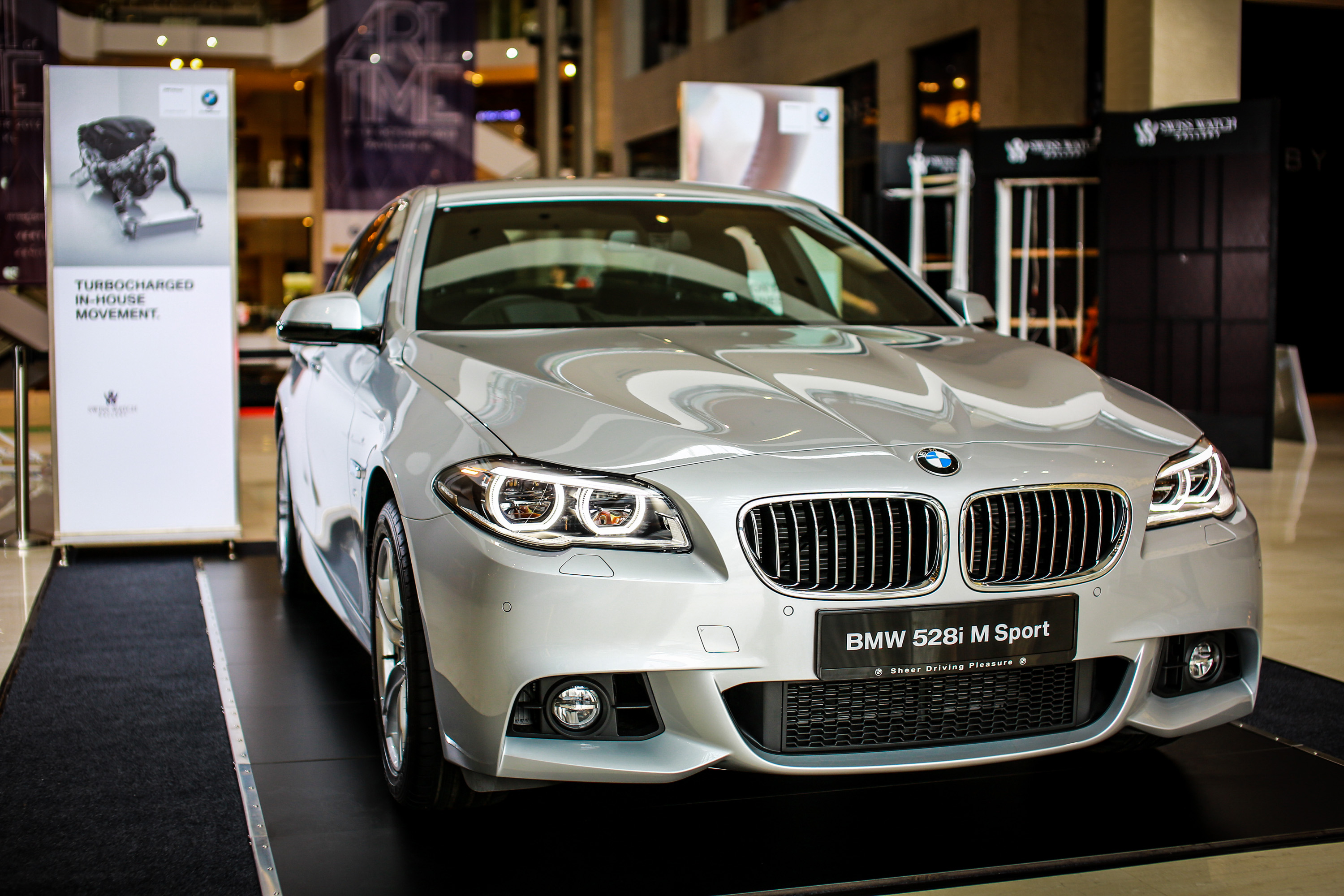 Bmw 5 series f10 facelift introduced in malaysia 520i rm370k 520d rm355k
