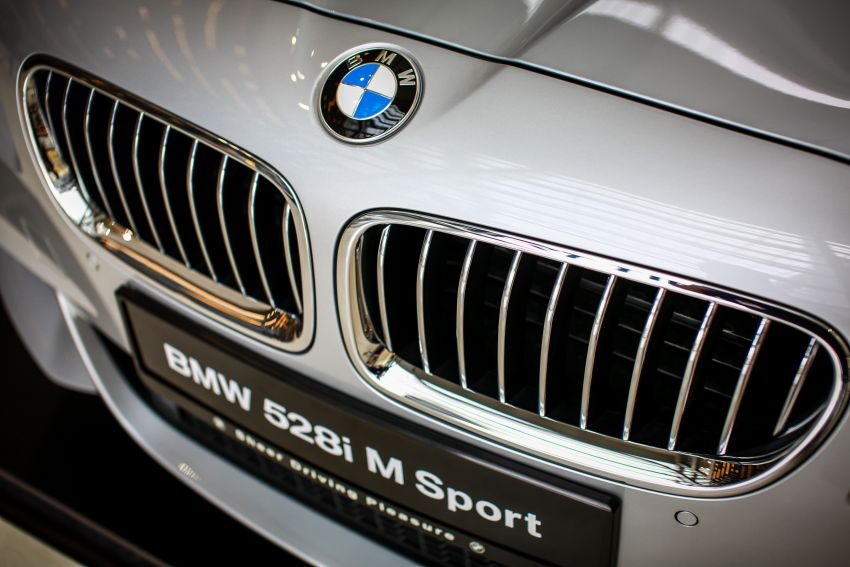 BMW 5 Series (F10) facelift introduced in Malaysia – 520i RM370k, 520d RM355k, 528i M Sport RM420k Image #202637