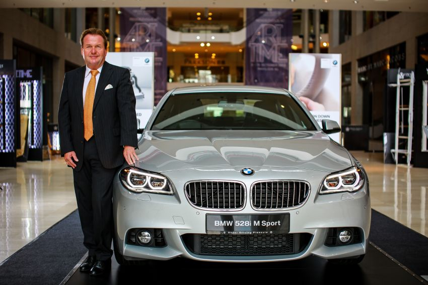 BMW 5 Series (F10) facelift introduced in Malaysia – 520i RM370k, 520d RM355k, 528i M Sport RM420k Image #202640