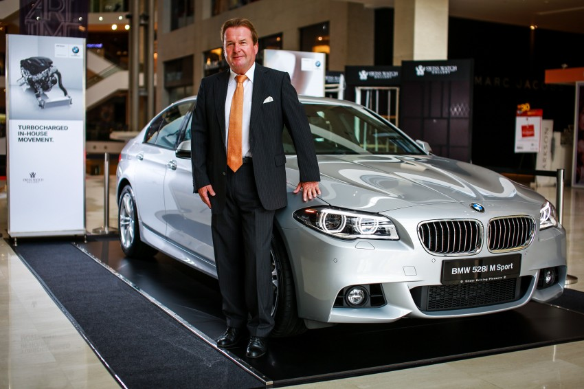 BMW 5 Series (F10) facelift introduced in Malaysia – 520i RM370k, 520d RM355k, 528i M Sport RM420k Image #202641