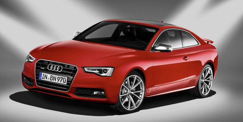 Audi A5 DTM Champion edition – limited to 300 units Image #205225