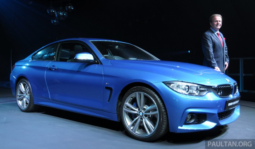 F32 BMW 4 Series launched – 3 variants, from RM359k Image #205280
