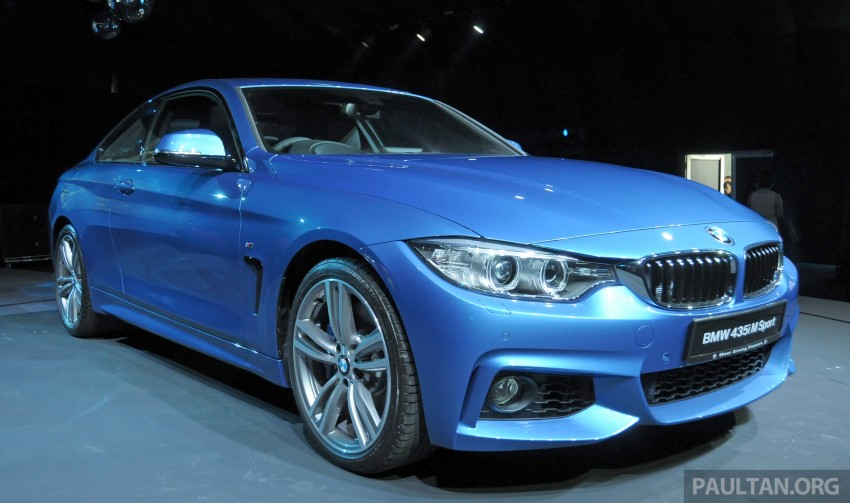 F32 BMW 4 Series launched – 3 variants, from RM359k Image #205282