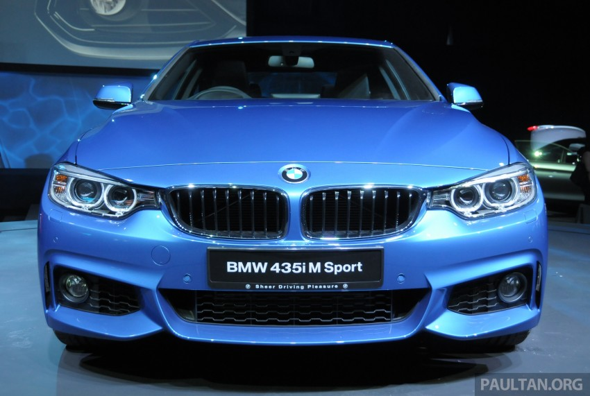 F32 BMW 4 Series launched – 3 variants, from RM359k Image #205283