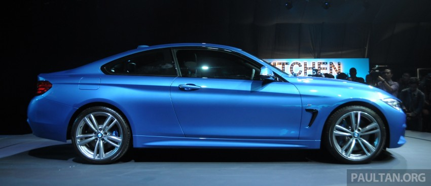 F32 BMW 4 Series launched – 3 variants, from RM359k Image #205284