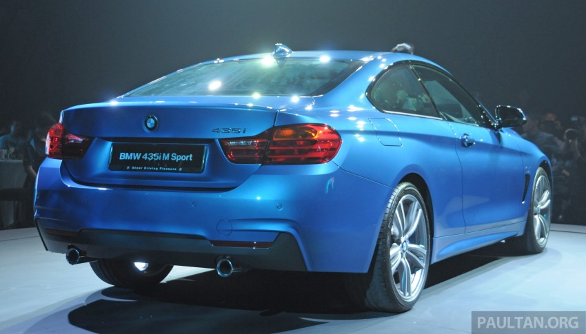 F32 BMW 4 Series launched – 3 variants, from RM359k Image #205285