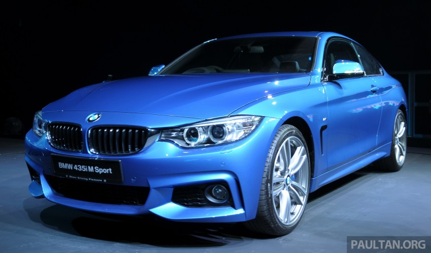 F32 BMW 4 Series launched – 3 variants, from RM359k Image #205286