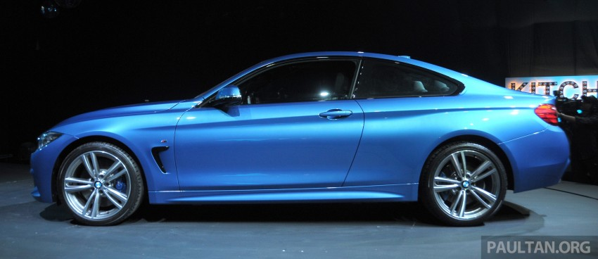 F32 BMW 4 Series launched – 3 variants, from RM359k Image #205288