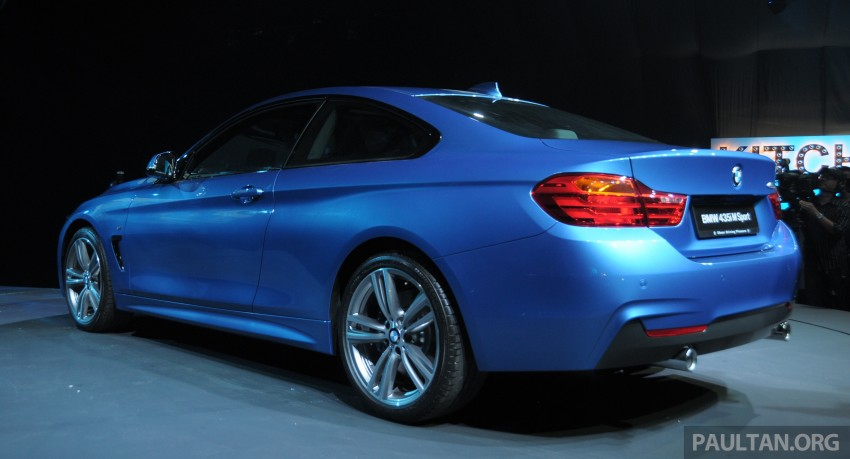 F32 BMW 4 Series launched – 3 variants, from RM359k Image #205289
