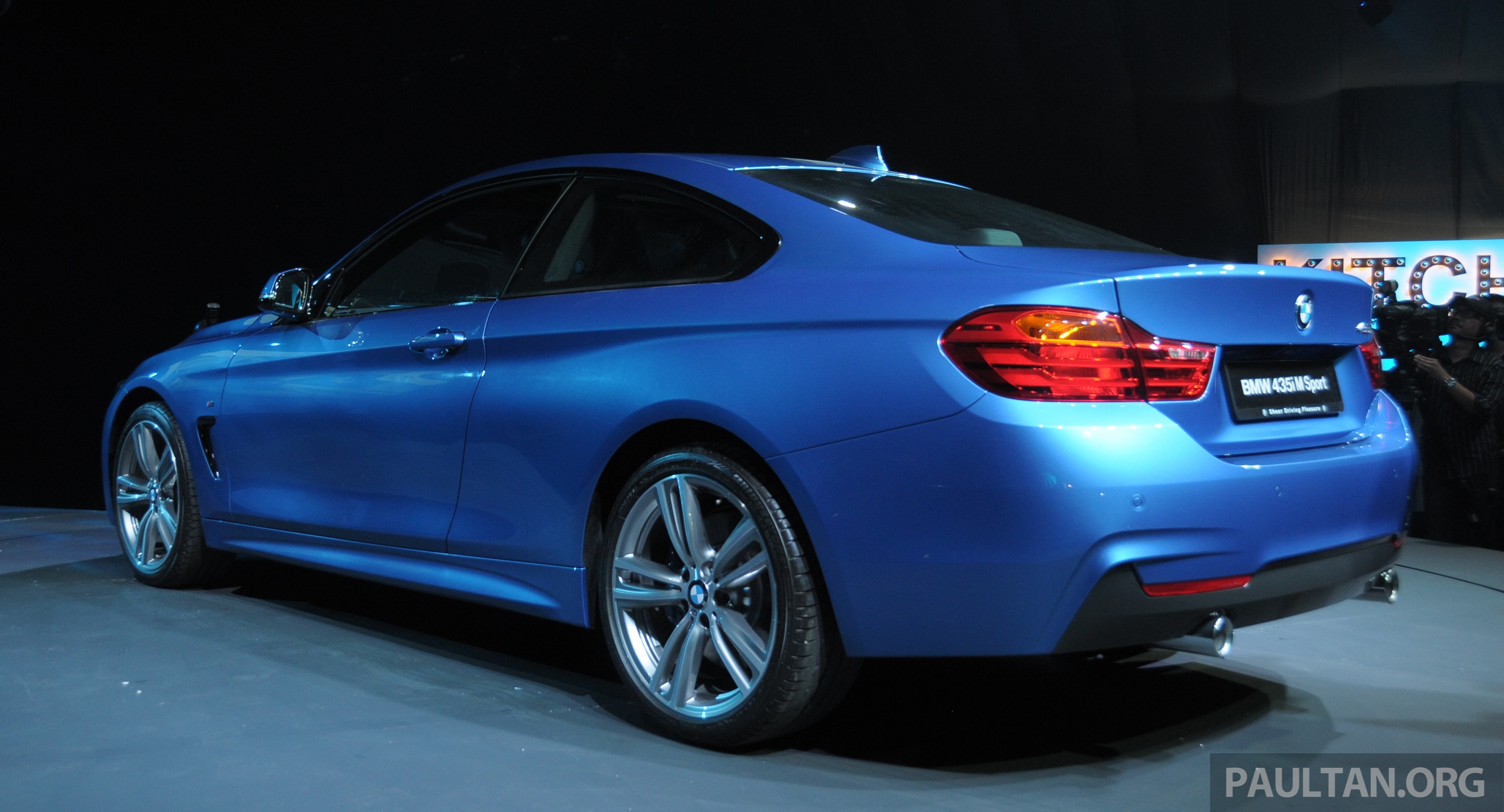 F32 Bmw 4 Series Launched 3 Variants From Rm359k Paul