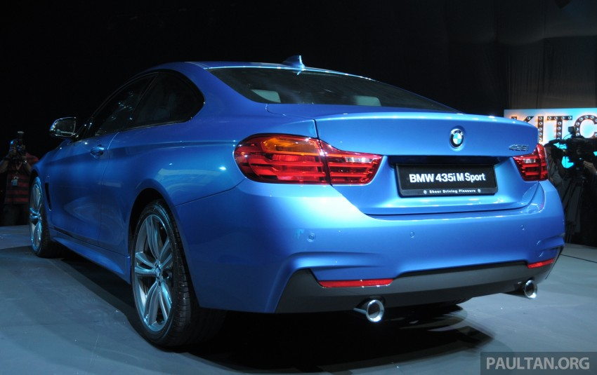 F32 BMW 4 Series launched – 3 variants, from RM359k Image #205290
