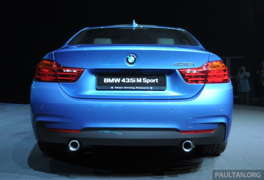 F32 BMW 4 Series launched – 3 variants, from RM359k Image #205291