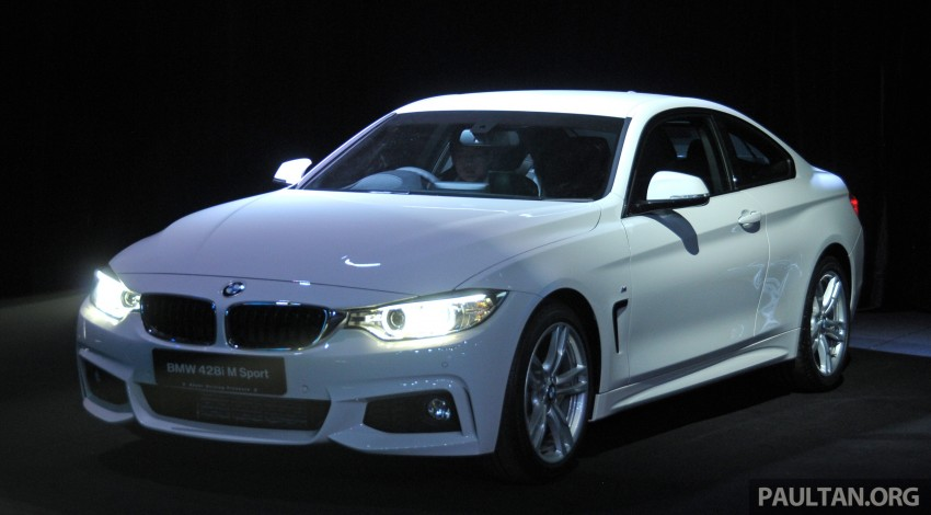 F32 BMW 4 Series launched – 3 variants, from RM359k Image #205293