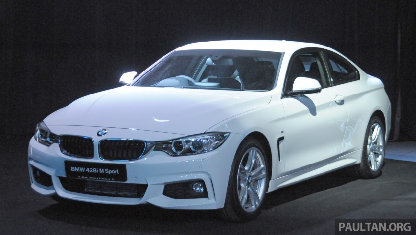 F32 BMW 4 Series launched – 3 variants, from RM359k Image #205294