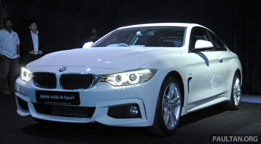 F32 BMW 4 Series launched – 3 variants, from RM359k Image #205295