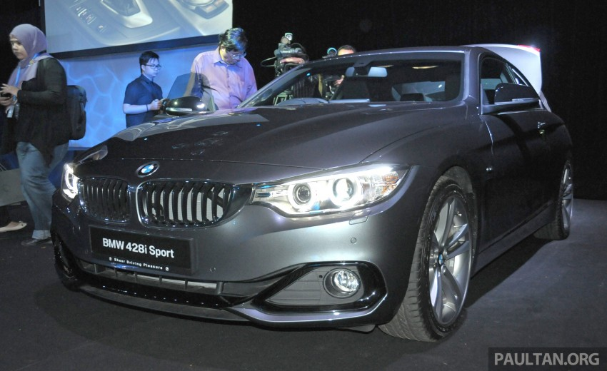 F32 BMW 4 Series launched – 3 variants, from RM359k Image #205297