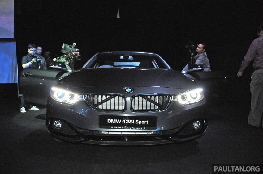 F32 BMW 4 Series launched – 3 variants, from RM359k Image #205298