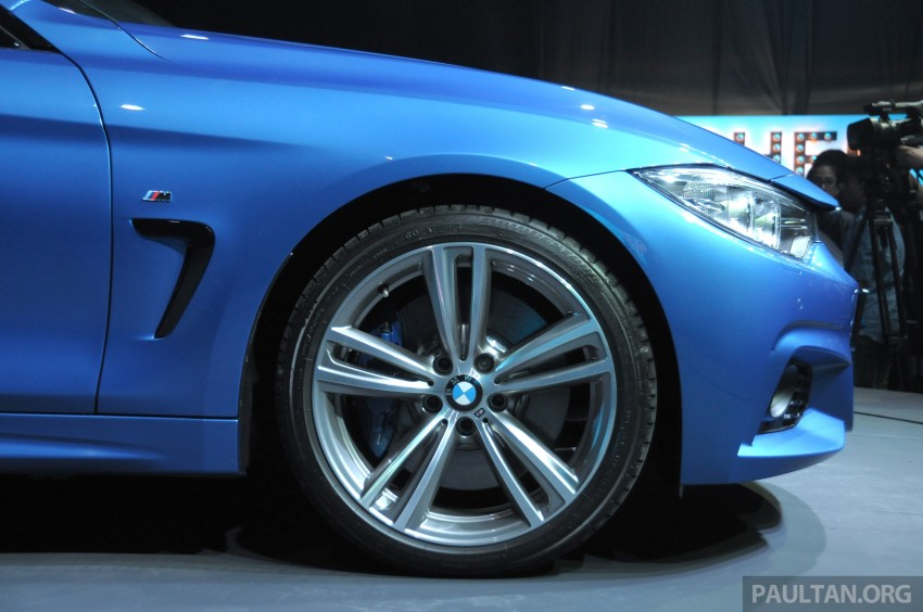 F32 BMW 4 Series launched – 3 variants, from RM359k Image #205301