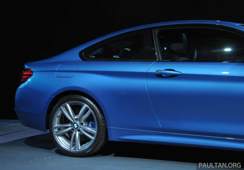 F32 BMW 4 Series launched – 3 variants, from RM359k Image #205302