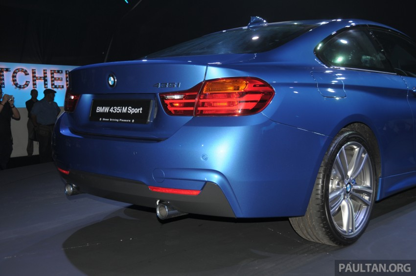 F32 BMW 4 Series launched – 3 variants, from RM359k Image #205303