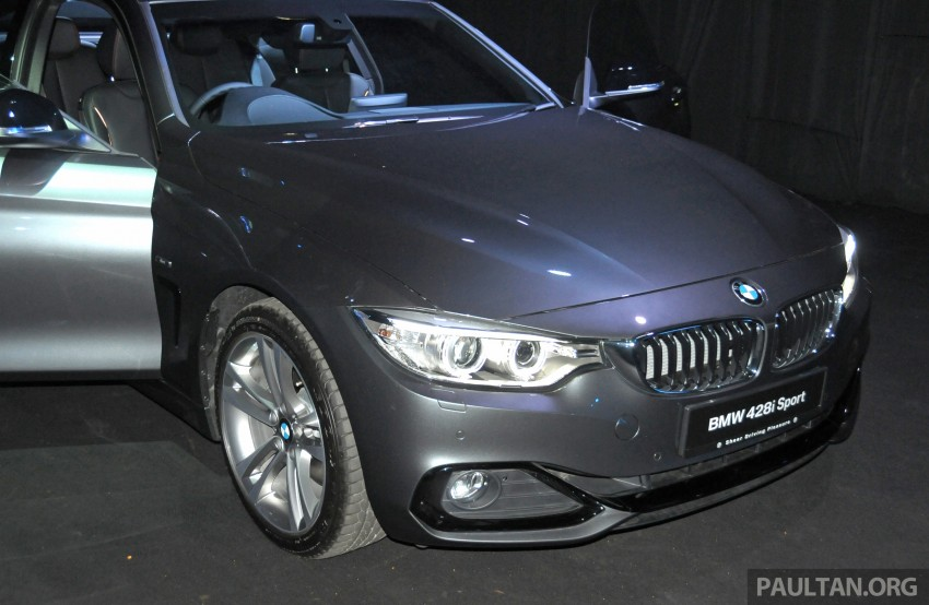 F32 BMW 4 Series launched – 3 variants, from RM359k Image #205313