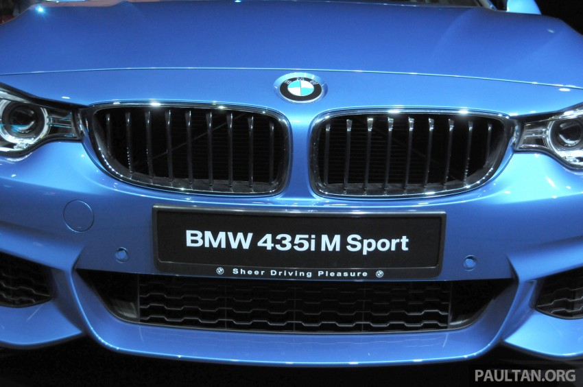 F32 BMW 4 Series launched – 3 variants, from RM359k Image #205315