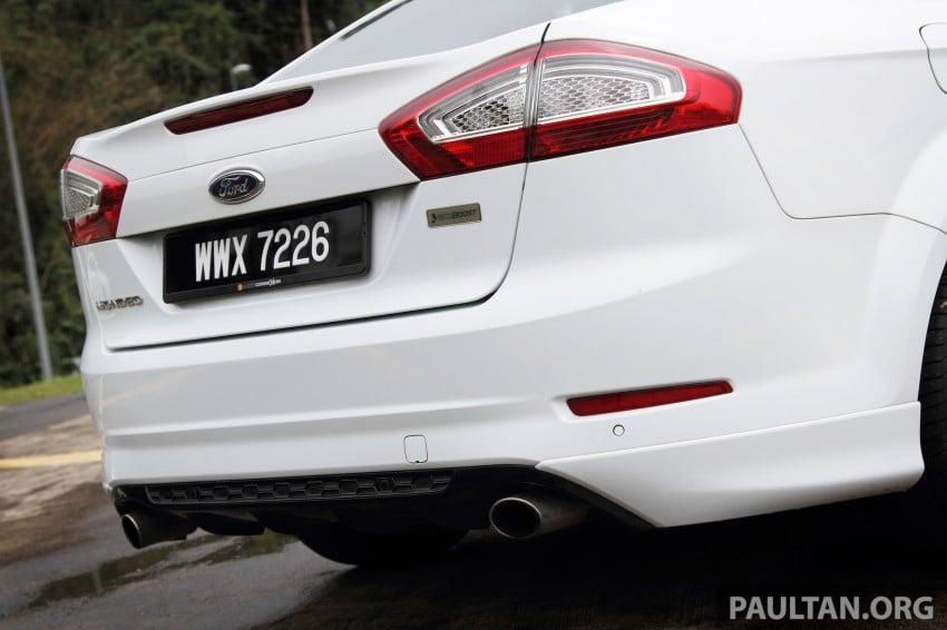 Euro D-segment comparo: Peugeot 508 GT HDi vs Ford Mondeo Ecoboost, diesel vs petrol Image #204240