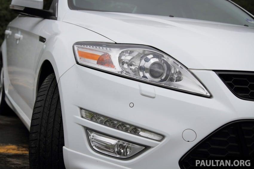 Euro D-segment comparo: Peugeot 508 GT HDi vs Ford Mondeo Ecoboost, diesel vs petrol Image #204249