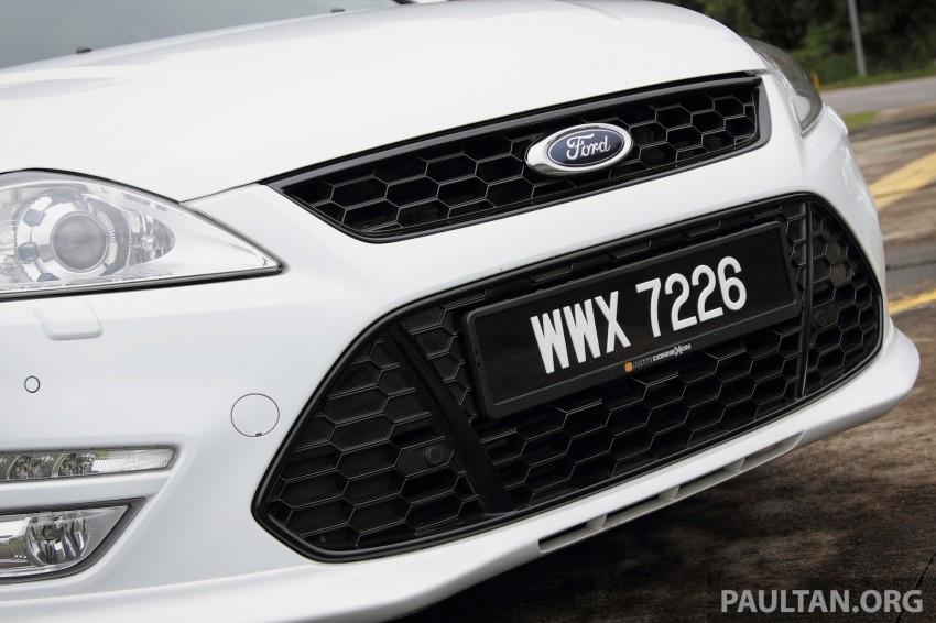 Euro D-segment comparo: Peugeot 508 GT HDi vs Ford Mondeo Ecoboost, diesel vs petrol Image #204251