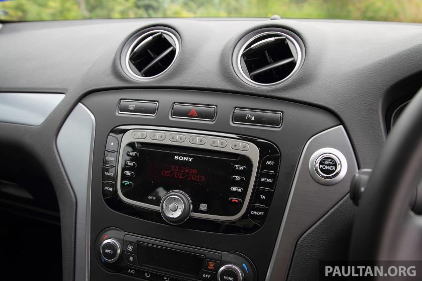 Euro D-segment comparo: Peugeot 508 GT HDi vs Ford Mondeo Ecoboost, diesel vs petrol Image #204256