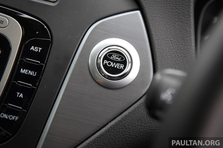 Euro D-segment comparo: Peugeot 508 GT HDi vs Ford Mondeo Ecoboost, diesel vs petrol Image #204257