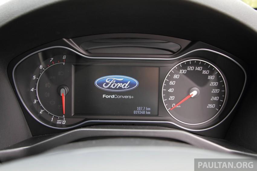 Euro D-segment comparo: Peugeot 508 GT HDi vs Ford Mondeo Ecoboost, diesel vs petrol Image #204258
